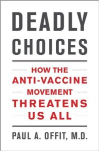 Paul Offit's books will help you do real research about vaccines.