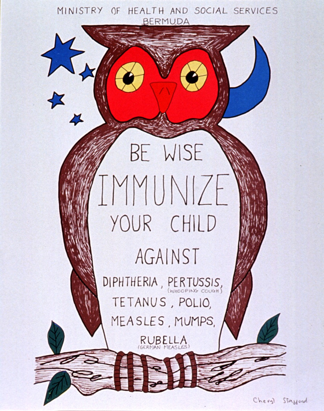 Be Wise - Immunize Your Child