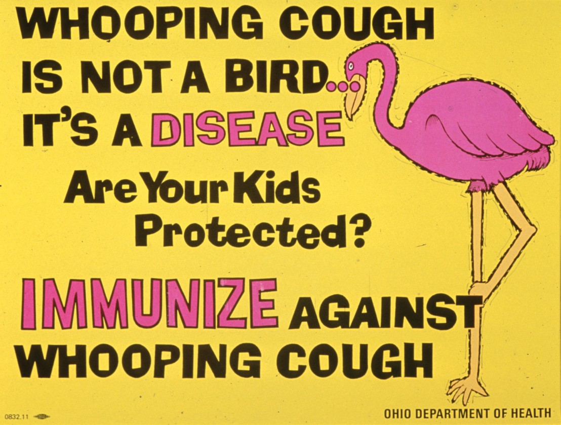 Whooping Cough is not a bird...