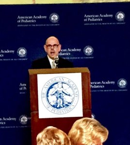 Henry Waxman was a featured speaker at the 2015 AAP Legislative Conference.
